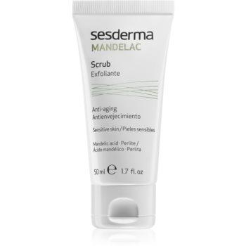 Sesderma Mandelac exfoliant delicat si hidratant pentru piele sensibilă imagine 2021 notino.ro