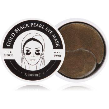 Shangpree Gold Black Pearl masca hidrogel pentru ochi cu efect antirid notino poza