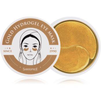 Shangpree Gold Hydrogel masca hidrogel pentru ochi efect regenerator image0