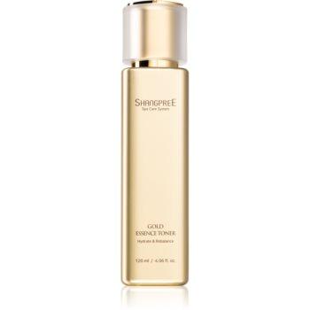Shangpree Gold Essence tonic hidratant pentru echilibrarea pH-ului pielii imagine 2021 notino.ro