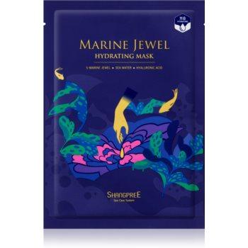 Shangpree Marine Jewel mască textilă hidratantă imagine 2021 notino.ro