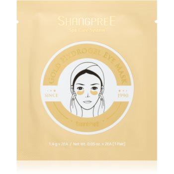 Shangpree Gold Hydrogel masca pentru ochi efect regenerator imagine 2021 notino.ro