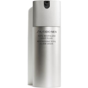 Shiseido Men Total Revitalizer Light Fluid fluid hidratant notino.ro