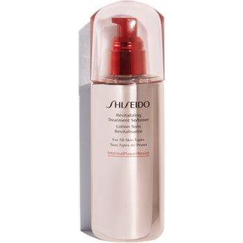 Shiseido Generic Skincare Revitalizing Treatment Softener lotiune hidratanta pentru fata pentru toate tipurile de ten imagine 2021 notino.ro