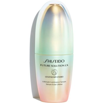 Shiseido Future Solution LX Legendary Enmei Ultimate Luminance Serum ser de lux anti rid pentru intinerirea pielii imagine 2021 notino.ro