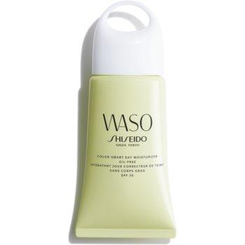 Shiseido Waso Color-Smart Day Moisturizer cremă hidratantă de zi, pentru uniformizarea nuanței tenului oil free notino.ro