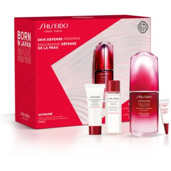 Shiseido Ultimune Power Infusing Concentrate set de cosmetice IX. pentru femei imagine 2021 notino.ro