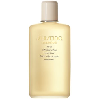 Shiseido Concentrate Facial Softening Lotion lotiune calmanta si hidratanta uscata si foarte uscata notino.ro