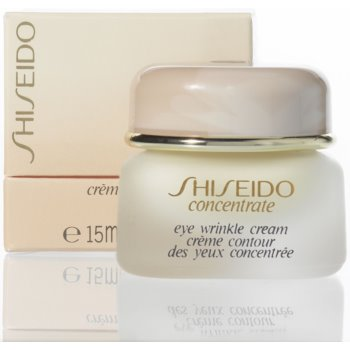 Shiseido Concentrate Eye Wrinkle Cream crema antirid pentru zona ochilor imagine 2021 notino.ro