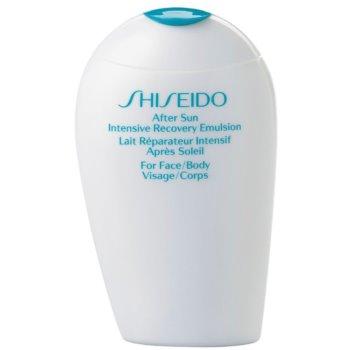 Shiseido Sun Care After Sun Intensive Recovery Emulsion emulsie reparatorie dupa soare pentru fata si corp imagine 2021 notino.ro