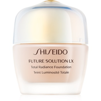 Shiseido Future Solution LX Total Radiance Foundation machiaj pentru reintinerire SPF 15 notino poza