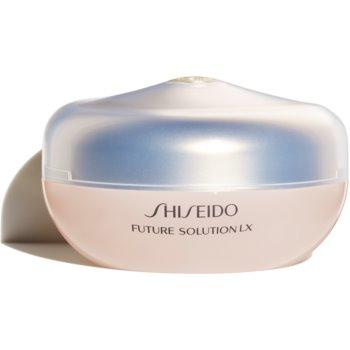 Shiseido Future Solution LX Total Radiance Loose Powder pudra pentru stralucire imagine 2021 notino.ro