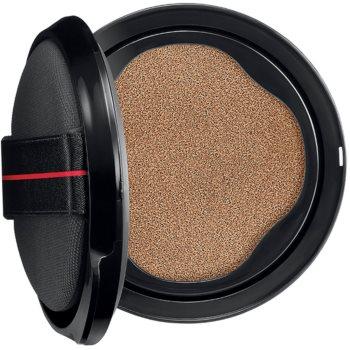 Shiseido Synchro Skin Self-Refreshing Cushion Compact Refill machiaj compact persistent rezervă imagine 2021 notino.ro