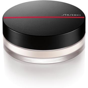 Shiseido Synchro Skin Invisible Silk Loose Powder sypký transparentní pudr pro rozjasnění pleti odstín Radiant/Eclat 6 g