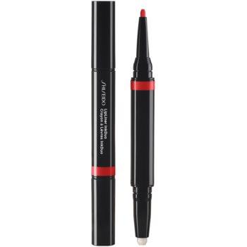 Shiseido LipLiner InkDuo ruj și creion pentru conturul buzelor balsam notino.ro