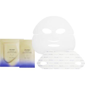 Shiseido Vital Perfection Liftdefine Radiance Face Mask masca faciala de lux pentru fermitate imagine 2021 notino.ro