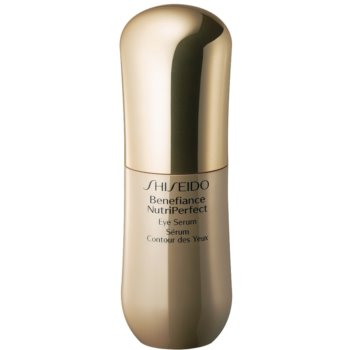 Shiseido Benefiance NutriPerfect Eye Serum ser pentru ochi impotriva ridurilor si a punctelor negre imagine 2021 notino.ro