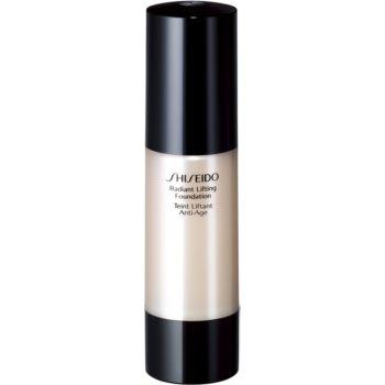 Shiseido Radiant Lifting Foundation machiaj pentru lifting cu efect de stralucire SPF 15 notino.ro
