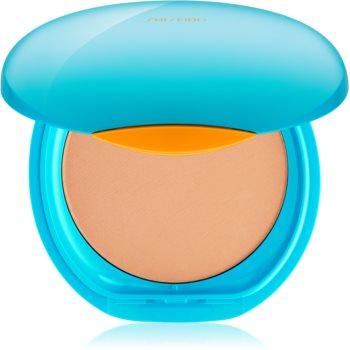 Shiseido Sun Care UV Protective Compact Foundation makeup rezistent la apa SPF 30 notino.ro