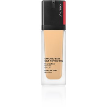 Shiseido Synchro Skin Self-Refreshing Foundation machiaj persistent SPF 30 notino.ro