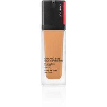 Shiseido Synchro Skin Self-Refreshing Foundation machiaj persistent SPF 30 imagine 2021 notino.ro