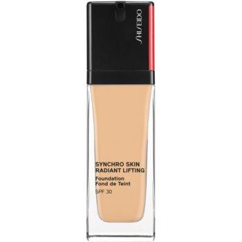 Shiseido Synchro Skin Radiant Lifting Foundation machiaj pentru lifting cu efect de stralucire SPF 30 notino poza