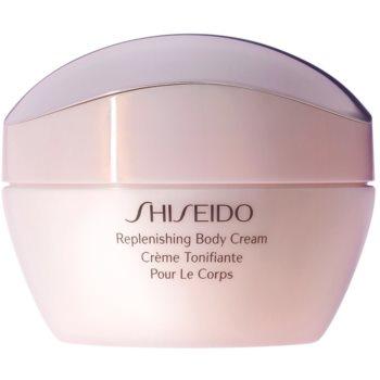 Shiseido Global Body Care Replenishing Body Cream crema de corp pentru fermitatea pielii notino poza