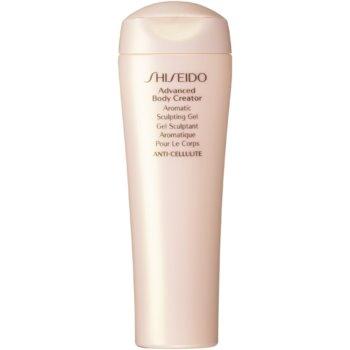 Shiseido Global Body Care Advanced Body Creator gel de uniformizare anti-celulită imagine 2021 notino.ro
