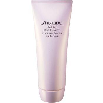 Shiseido Global Body Care Refining Body Exfoliator exfoliant pentru corp cu efect de hidratare notino.ro