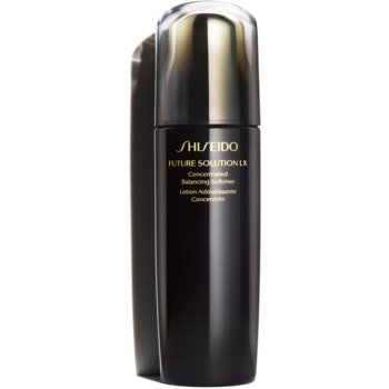 Shiseido Future Solution LX Concentrated Balancing Softener emulsie pentru curatarea fetei notino poza