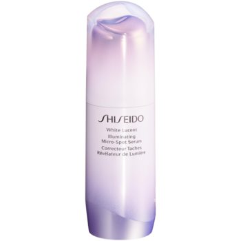 Shiseido White Lucent Illuminating Micro-Spot Serum ser iluminator pentru corectia petelor de pigment notino poza