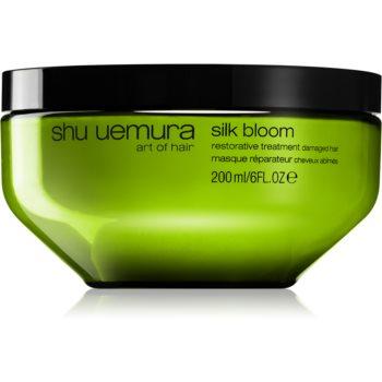 Shu Uemura Silk Bloom Mască regeneratoare și pentru reînnoire pentru par deteriorat notino poza
