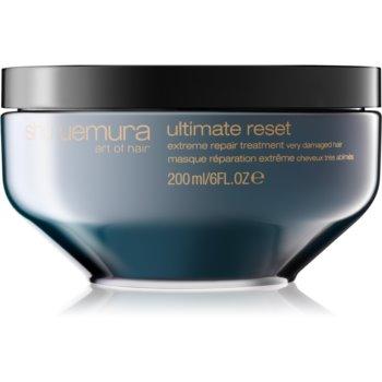 Shu Uemura Ultimate Reset masca pentru par foarte deteriorat imagine 2021 notino.ro