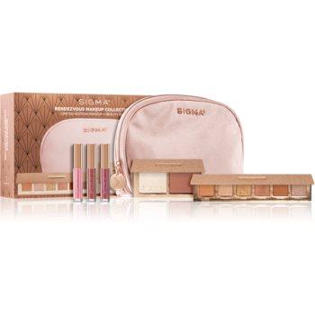 Sigma Beauty Rendezvous Makeup Collection set de cosmetice pentru femei notino poza