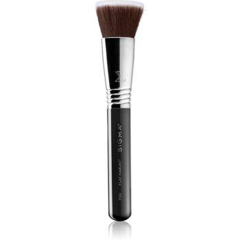 Sigma Beauty F80 perie kabuki plată imagine 2021 notino.ro