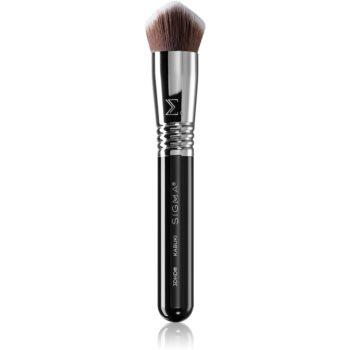 Sigma Beauty 3DHD® Perie Kabuki machiaj imagine 2021 notino.ro