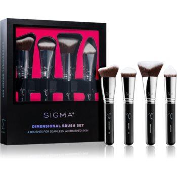 Sigma Beauty Dimensional Brush Set set perii machiaj pentru femei notino poza