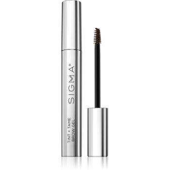 Sigma Beauty Tint + Tame Brow Gel gel pentru sprancene imagine 2021 notino.ro
