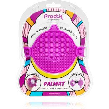 Sigma Beauty PALMAT® suport pentru curățarea pensulelor imagine 2021 notino.ro