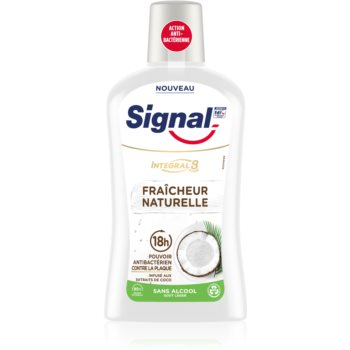 Signal Natural Elements Coco Apa de gura pentru protectia completa a dintilor imagine 2021 notino.ro
