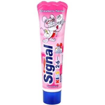 Signal Kids pastă de dinți pentru copii imagine 2021 notino.ro