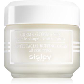 Sisley Gentle Facial Buffing Cream Crema delicata pentru peeling imagine 2021 notino.ro