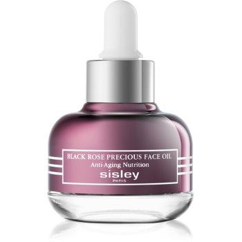 Sisley Black Rose Precious Face Oil ulei hranitor pentru piele notino poza