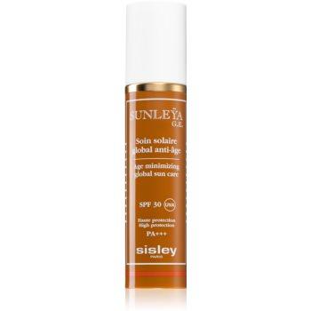 Sisley Sunleÿa crema protectoare impotriva imbatranirii pielii SPF 30 imagine 2021 notino.ro