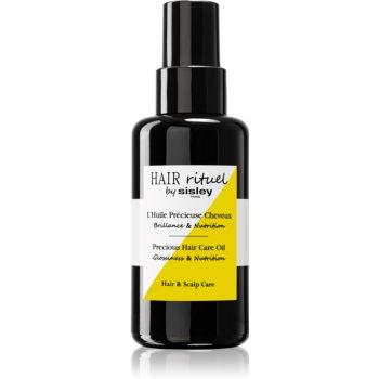 Sisley Hair Rituel Ulei parfumat pentru păr pentru un par stralucitor si catifelat imagine 2021 notino.ro