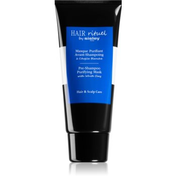 Sisley Hair Rituel Pre-Shampoo Purifying Mask masca pentru par si scalp notino poza