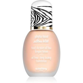 Sisley Phyto-Teint Ultra Eclat dlouhotrvající tekutý make-up pro rozjasnění pleti odstín 3+ Apricot