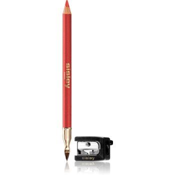 Sisley Phyto-Lip Liner creion contur buze cu ascutitoare imagine 2021 notino.ro