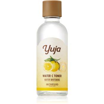 Skinfood Yuja solutie tonica cu efect de iluminare cu vitamina C image0