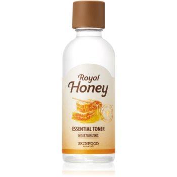 Skinfood Royal Honey Essential solutie tonica demachianta cu regenerare image0